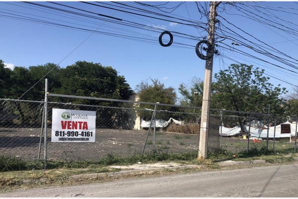 Foto de terreno habitacional en venta en arturo b de la garza 113, los lermas, guadalupe, nuevo león, 0 No. 02