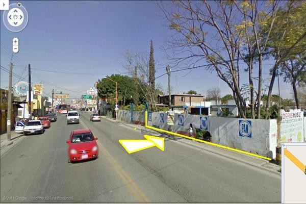 Foto de terreno comercial en renta en arturo b. de la garza , benito juárez centro, juárez, nuevo león, 17145491 No. 01