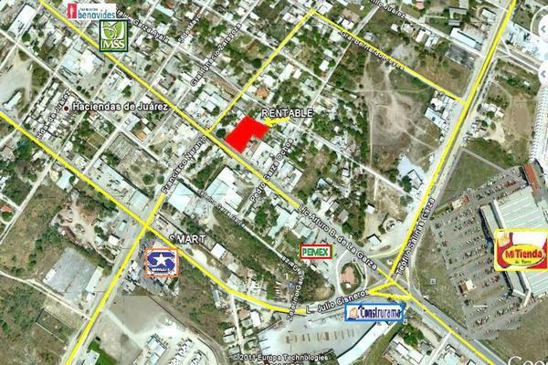 Foto de terreno comercial en renta en arturo b. de la garza , benito juárez centro, juárez, nuevo león, 17145491 No. 02