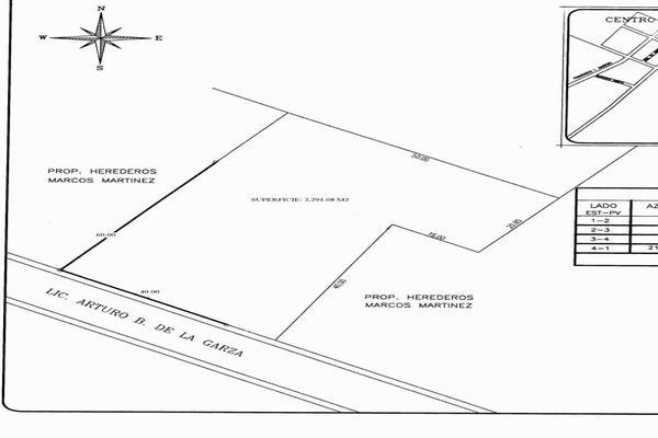 Foto de terreno comercial en renta en arturo b. de la garza , benito juárez centro, juárez, nuevo león, 17145491 No. 04