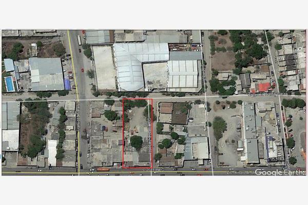 Foto de terreno comercial en renta en arturo b. de la garza y zaragoza , benito juárez centro, juárez, nuevo león, 18173908 No. 01