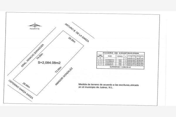 Foto de terreno comercial en renta en arturo b. de la garza y zaragoza , benito juárez centro, juárez, nuevo león, 18173908 No. 07
