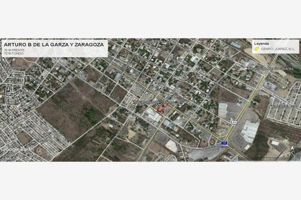 Foto de terreno comercial en renta en arturo b. de la garza y zaragoza , benito juárez centro, juárez, nuevo león, 18173908 No. 08