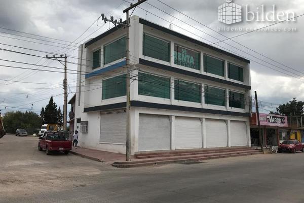 Foto de edificio en renta en  , arturo gamiz, durango, durango, 5675287 No. 01