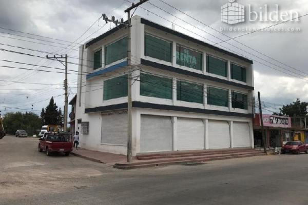 Foto de edificio en renta en  , arturo gamiz, durango, durango, 5839013 No. 01
