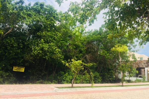 Foto de terreno habitacional en venta en aruba , lagos del sol, benito juárez, quintana roo, 5442531 No. 03