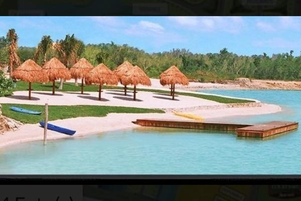 Foto de terreno habitacional en venta en aruba , lagos del sol, benito juárez, quintana roo, 5442531 No. 09