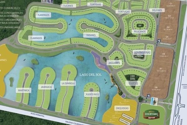Foto de terreno habitacional en venta en aruba , lagos del sol, benito juárez, quintana roo, 5442531 No. 11