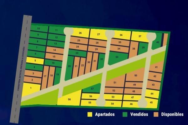 Foto de terreno habitacional en venta en aruma ii , tixpehual, tixpéhual, yucatán, 6186499 No. 03
