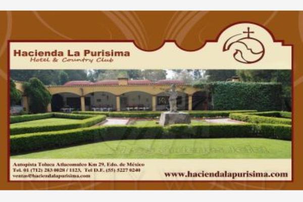 Foto de terreno habitacional en venta en atenco 00, hacienda la purísima, ixtlahuaca, méxico, 5744339 No. 06