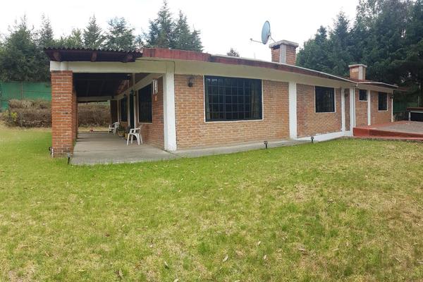 Foto de casa en venta en atesquelites , los saúcos, valle de bravo, méxico, 5723587 No. 01