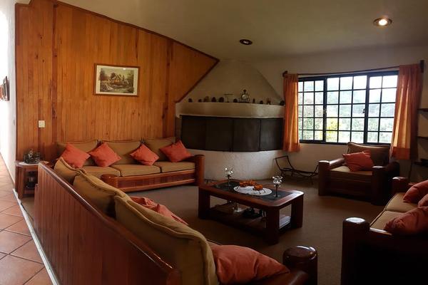 Foto de casa en venta en atesquelites , los saúcos, valle de bravo, méxico, 5723587 No. 03