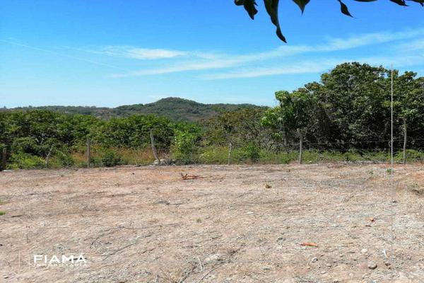 Foto de terreno habitacional en venta en  , aticama, san blas, nayarit, 17829117 No. 04