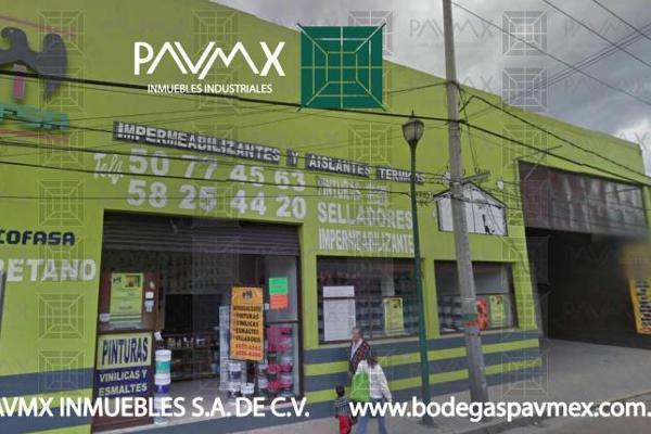 Foto de nave industrial en renta en atizapan centro 55, boulevares de atizapán, atizapán de zaragoza, méxico, 8872108 No. 01