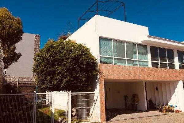 Foto de casa en venta en atlaco oriente 121, san josé del puente, puebla, puebla, 8656104 No. 01