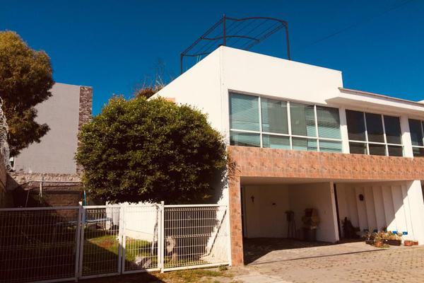 Foto de casa en venta en atlaco oriente 121, zavaleta (momoxpan), puebla, puebla, 8656104 No. 01