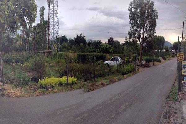 Foto de terreno habitacional en venta en  , atlacomulco, jiutepec, morelos, 7962393 No. 02