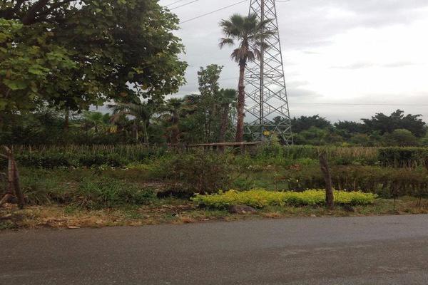 Foto de terreno habitacional en venta en  , atlacomulco, jiutepec, morelos, 7962393 No. 05