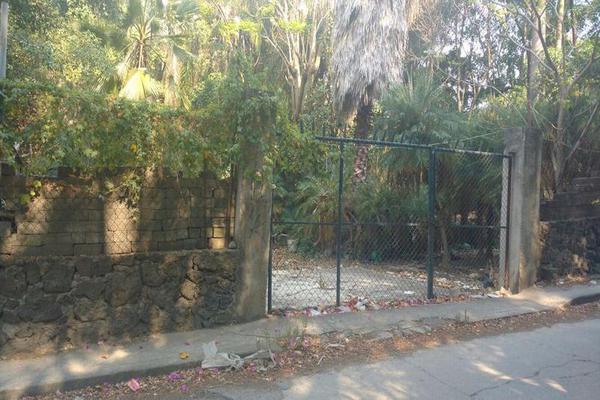 Foto de terreno habitacional en venta en  , atlacomulco, jiutepec, morelos, 7962740 No. 02