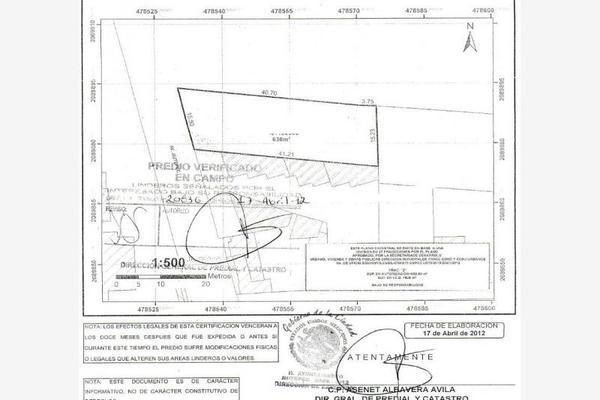 Foto de terreno habitacional en venta en  , atlacomulco, jiutepec, morelos, 8592637 No. 05