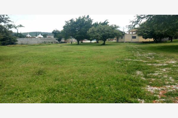 Foto de terreno industrial en venta en  , atlihuayan, yautepec, morelos, 0 No. 01