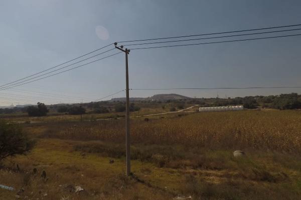 Foto de terreno habitacional en venta en  , atotonilco de tula centro, atotonilco de tula, hidalgo, 8896677 No. 01