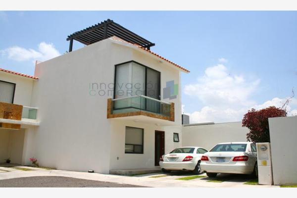 Foto de casa en venta en aura 0, hacienda juriquilla santa fe, querétaro, querétaro, 5895282 No. 03