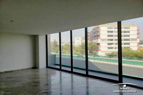 Foto de departamento en renta en aureliano rivera , tizapan, álvaro obregón, df / cdmx, 0 No. 01