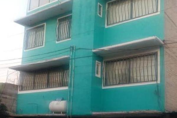 Foto de departamento en venta en  , aurora primera sección (benito juárez), nezahualcóyotl, méxico, 8054375 No. 01