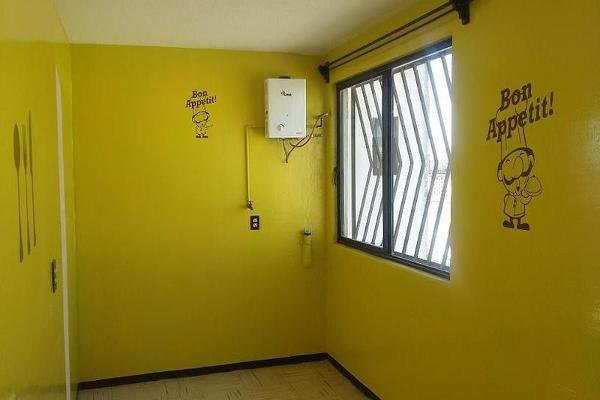 Foto de departamento en venta en  , aurora primera sección (benito juárez), nezahualcóyotl, méxico, 8054375 No. 11