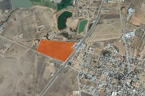 Foto de terreno comercial en venta en autopista méxico-tuxpan , singuilucan centro, singuilucan, hidalgo, 5975144 No. 01