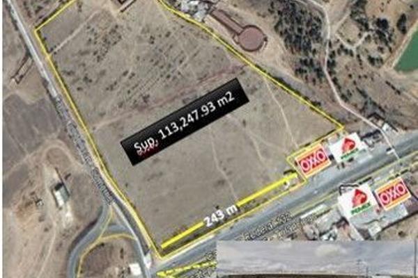 Foto de terreno comercial en venta en autopista méxico-tuxpan , singuilucan centro, singuilucan, hidalgo, 5975144 No. 02