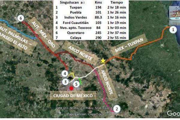 Foto de terreno comercial en venta en autopista méxico-tuxpan , singuilucan centro, singuilucan, hidalgo, 5975144 No. 04