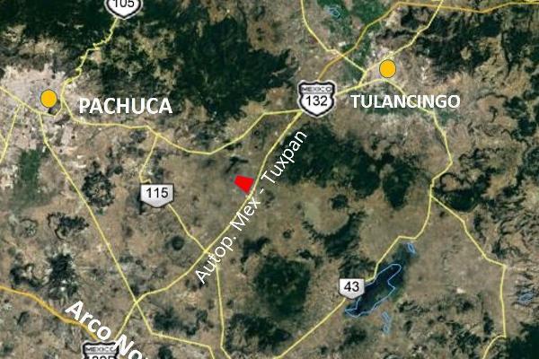 Foto de terreno comercial en venta en autopista méxico-tuxpan , singuilucan centro, singuilucan, hidalgo, 5975144 No. 05