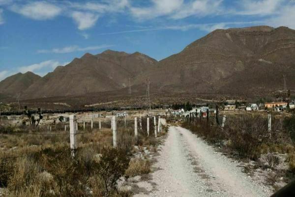 Foto de terreno industrial en venta en autopista saltillo-monterrey , santa maría, ramos arizpe, coahuila de zaragoza, 0 No. 02
