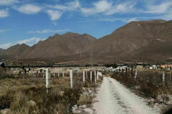 Foto de terreno industrial en venta en autopista saltillo-monterrey , santa maría, ramos arizpe, coahuila de zaragoza, 0 No. 09