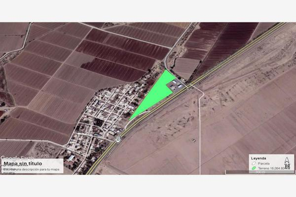 Foto de terreno comercial en venta en autopista torreón- san pedro 0, fresno del norte, francisco i. madero, coahuila de zaragoza, 10005052 No. 06
