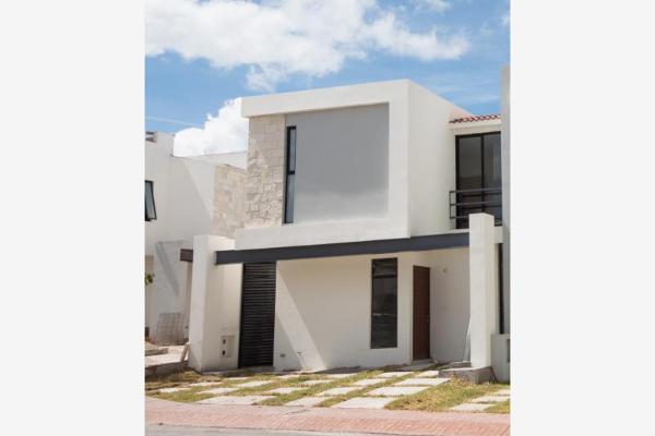 Foto de casa en venta en zibata 546, desarrollo habitacional zibata, el marqués, querétaro, 5824356 No. 01