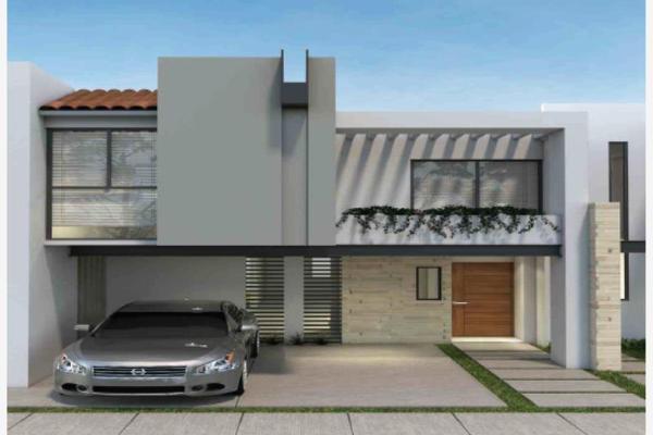 Foto de casa en venta en zibata 884, desarrollo habitacional zibata, el marqués, querétaro, 5822137 No. 01