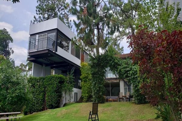Foto de casa en venta en  , avándaro, valle de bravo, méxico, 10028450 No. 01