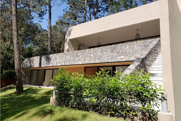 Foto de casa en condominio en venta en  , avándaro, valle de bravo, méxico, 10203946 No. 03