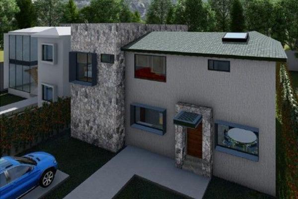 Foto de casa en venta en  , avándaro, valle de bravo, méxico, 12268161 No. 01