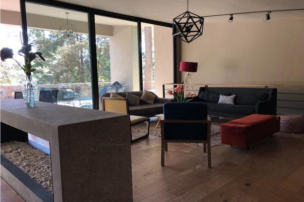 Foto de casa en condominio en venta en  , avándaro, valle de bravo, méxico, 19303303 No. 09