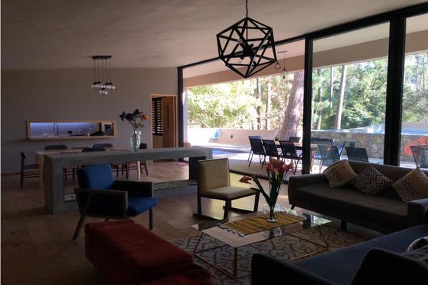 Foto de casa en condominio en venta en  , avándaro, valle de bravo, méxico, 19303303 No. 11