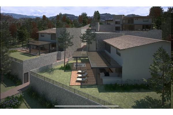 Foto de casa en condominio en venta en  , avándaro, valle de bravo, méxico, 19355679 No. 01