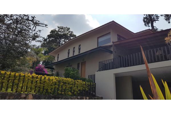 Foto de casa en condominio en venta en  , avándaro, valle de bravo, méxico, 20073194 No. 02