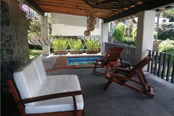 Foto de casa en condominio en venta en  , avándaro, valle de bravo, méxico, 20073194 No. 07