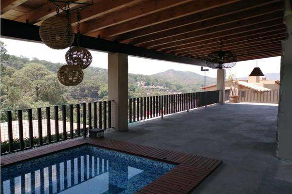 Foto de casa en condominio en venta en  , avándaro, valle de bravo, méxico, 20073194 No. 09