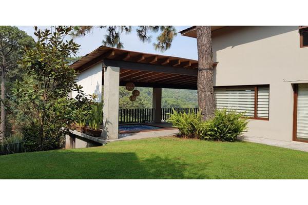Foto de casa en condominio en venta en  , avándaro, valle de bravo, méxico, 20073194 No. 20