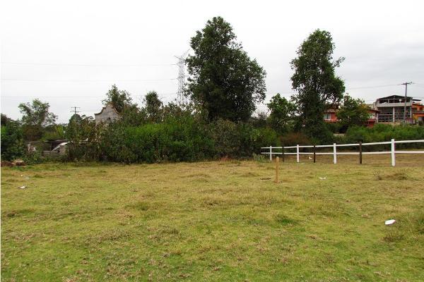Foto de terreno habitacional en venta en  , san simón el alto, valle de bravo, méxico, 5410232 No. 01